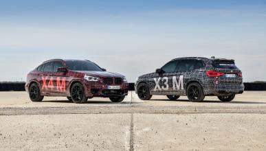 BMW X3 M y X4 M