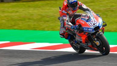 Dovizioso comanda los Libres MotoGP Misano 2018