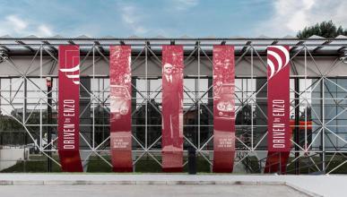 Exposicion Enzo Ferrari