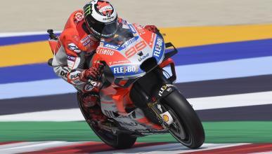 Jorge Lorenzo domina la Clasificación MotoGP Misano 2018
