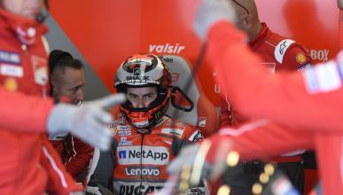 Jorge Lorenzo y su arrepentimiento por no seguir en Ducati
