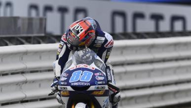 Jorge Martín lidera los Libres Moto3 Misano 2018