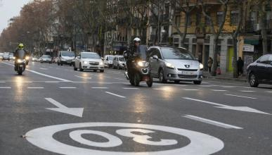 Madrid 30 km/h