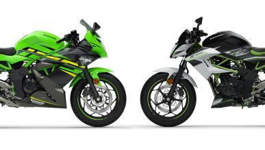Nuevas Kawasaki Z125 2019 y Ninja 125 2019