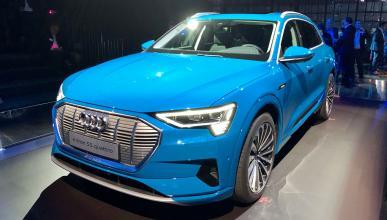 Nuevo Audi e-tron presentacion