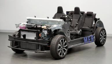 Plataforma MEB VW