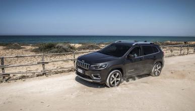 Prueba nuevo Jeep Cherokee 2018