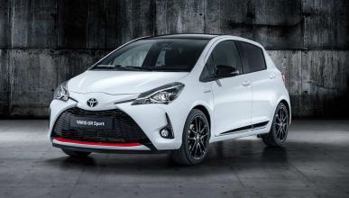Toyota Yaris Gr Sport Y Toyota Yaris Y20 Novedades En El Salon De