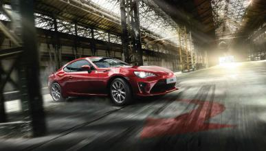 3 peores rivales del Toyota GT86