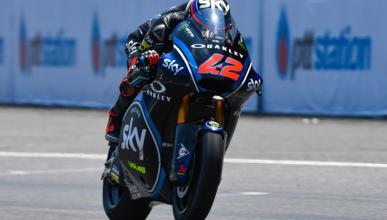 Bagnaia gana la carrera de Moto2 en Tailandia