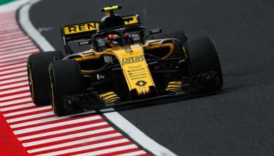 Carlos sainz en el GP Japón