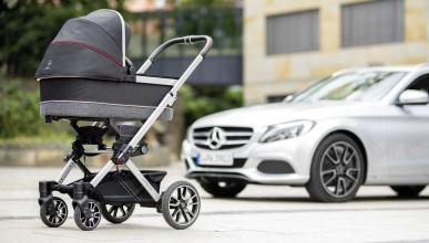cochecito de bebe Mercedes