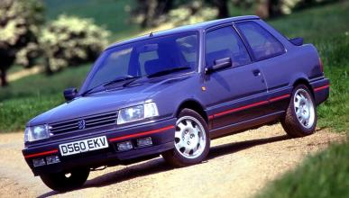 Comparativa oldie, Peugeot 309 GTI vs Volkswagen Golf GTI Mk2