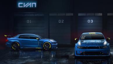Cyan Racing