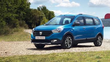 Dacia Lodgy Stepway diesel o gasolina