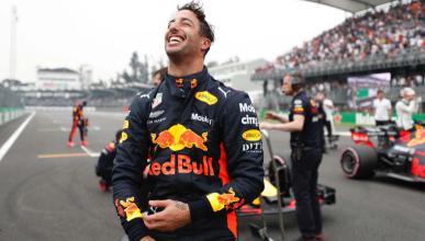 Daniel Ricciardo consigue la pole en México