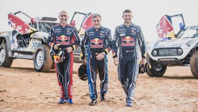 Equipo Mini para el Dakar 2019