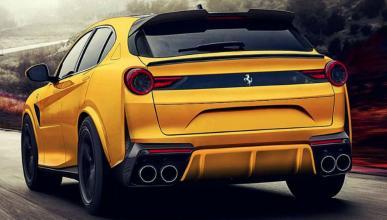 Ferrari Purosangre