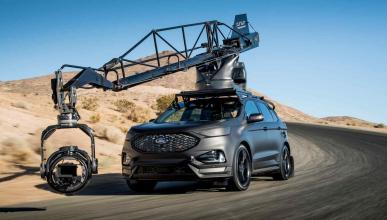 El Ford Edge ST es el nuevo coche cámara de Hollywood