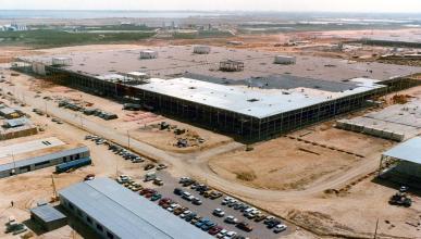 Ford propone parar producción 22 días hasta enero en la planta de Almussafes