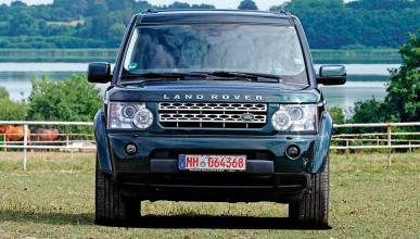 Land Rover Discovery de segunda mano