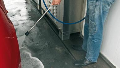 Lavado a presión o túnel de lavado, esta es la mejor forma de lavar el coche