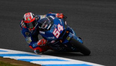 Mattia Pasini logra la pole en la Clasificación Moto2 Australia 2018