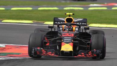 Max Verstappen GP México