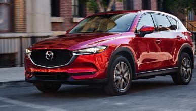 Mazda renting