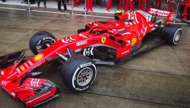 Nueva decoración Ferrari Japón