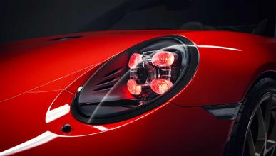 Porsche Speedster Concept II