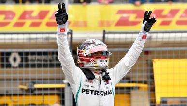 Las posibilidades de Hamilton de ser campeón en EEUU
