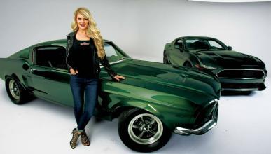Se sortean dos Ford Mustang Bullitt con fines benéficos