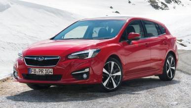 Subaru Impreza de segunda mano: ¿a qué precio está?