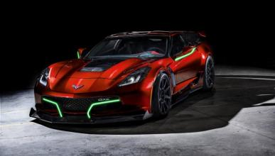 Corvette GXE eléctrico by Genovation Cars