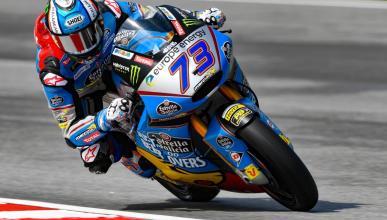 Álex Márquez domina la Clasificación Moto2 Malasia 2018