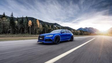 Audi RS6 Avant + Nogaro Edition ABT