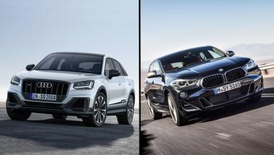 Audi SQ2 vs BMW X2 M35i
