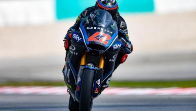 Bagnaia, campeón del mundo de Moto2