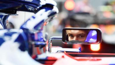 Espejo retrovisor F1