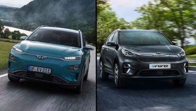 Hyundai Kona Electrico vs Kia e-Niro