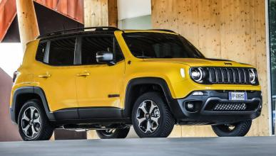 Jeep Renegade km0