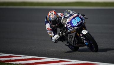 Jorge Martín en la Clasificación Moto3 Malasia 2018
