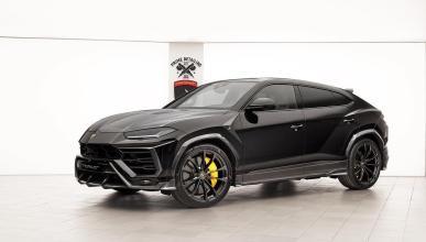 Lamborghini Urus by TopCar: con extra de carbono