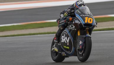 Luca Marini - Moto2 Valencia 2018