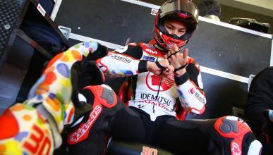 Nakagami test Jerez 2018