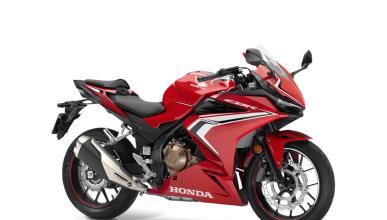Nueva Honda CBR500R 2019