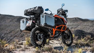 Nueva KTM 1290 Super Adventure 2019