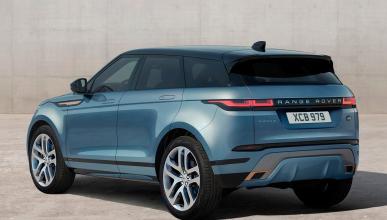 Range Rover Evoque 2019 (trasera)