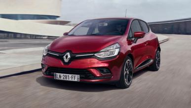 Renault Clio aceite